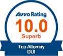 AVVO Top Attorney DUI