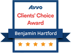 AVVO Client Choice Award